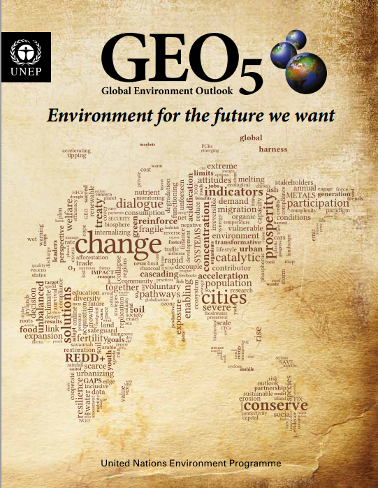 FN - Global Environment Outlook 2012