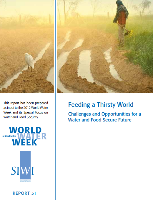Feeding a Thirsty World
