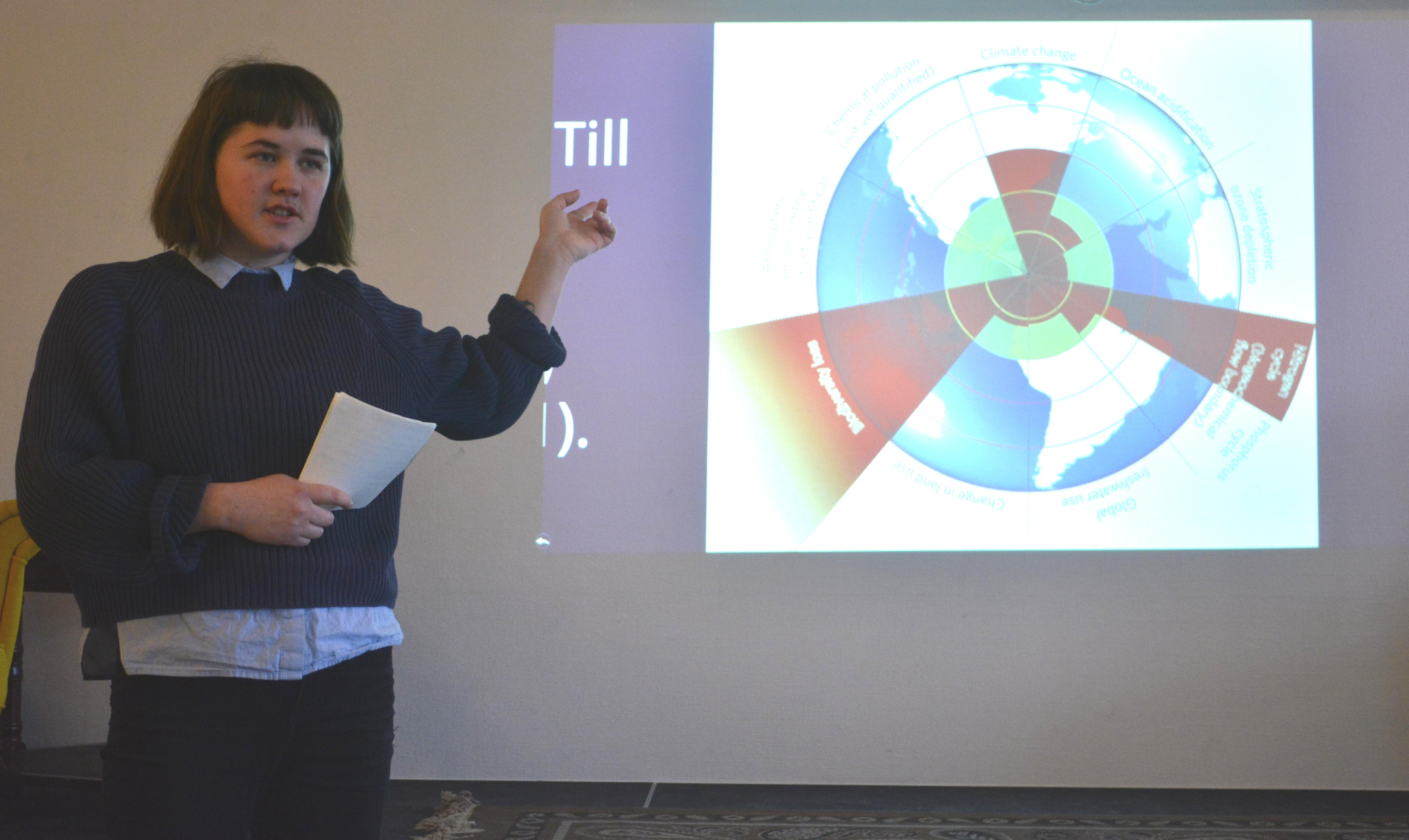 Workshop med Svensk mat- och miljöinformation